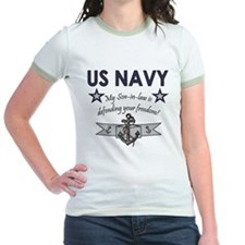 NAVY Son-in-law freedom T