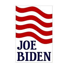 Joe Biden Flag 11x17 Poster Print