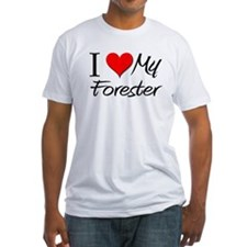 I Heart My Forester Shirt