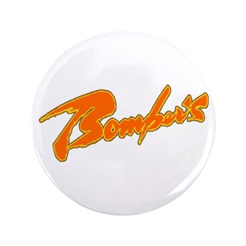 "Bombers 3.5"" Button"