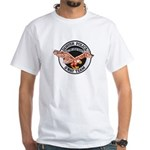 Denver Police SWAT White T-Shirt
