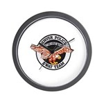Denver Police SWAT Wall Clock