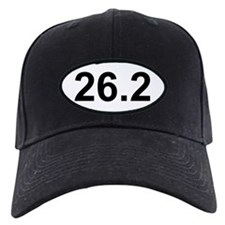 26.2 Marathon Running Baseball Hat