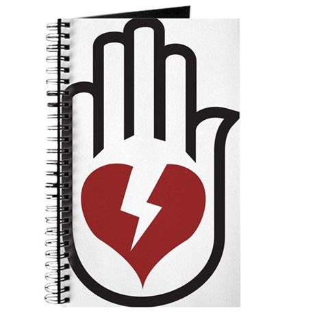 Hand On Heart Journal