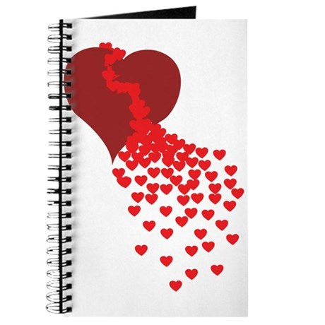 Thousands Of Hearts Journal