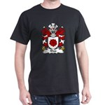 Rhos Family Crest Dark T-Shirt