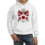 Rhos Family Crest Hooded Sweatshirt