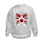 Rhos Family Crest Kids Sweatshirt