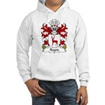Rayne Family Crest Hooded Sweatshirt
