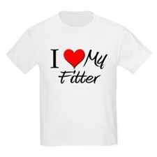 I Heart My Fitter T-Shirt
