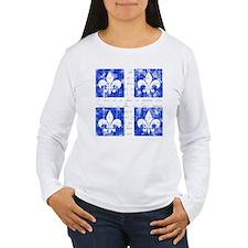 Quebec Fleur-de-lis T-Shirt