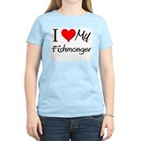 I Heart My Fishmonger T-Shirt