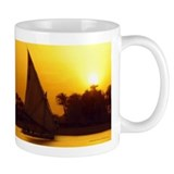 The Golden Nile Mug