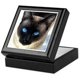 Siamese cat - Keepsake Box