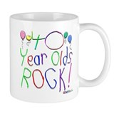 40 Year Olds Rock ! Small Mug