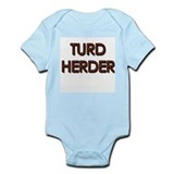 Turd Herder Infant Bodysuit
