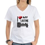 I Heart (Love) My Lathe Shirt