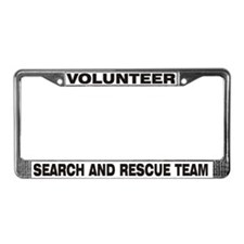 SAR License Plate Frame
