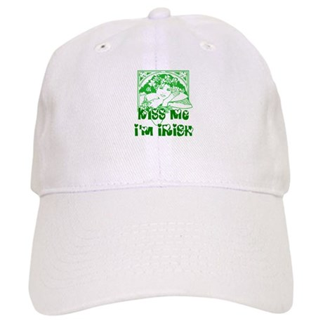 Kiss Me Irish Girl Cap