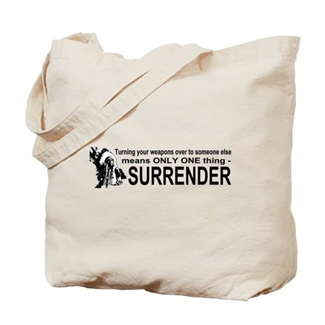 Anti Gun Control Tote Bag