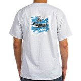 Grim Reaper F4U Corsair Grey (back)
