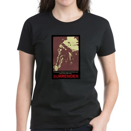 Anti-Gun Control Women's Dark T-Shirt
