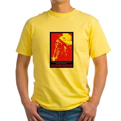 Anti-Gun Control Yellow T-Shirt