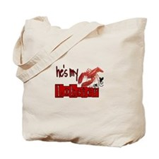 my lobster Tote Bag