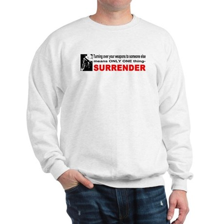 Anti Gun Control Sweatshirt