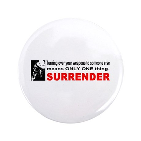 "Anti Gun Control 3.5"" Button (100 pack)"