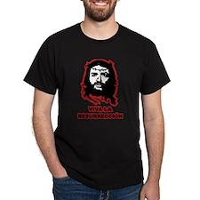 Viva La Resurreccion (red glow) T-Shirt