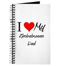 I Love My Zimbabwean Dad Journal