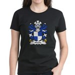 Moore Family Crest Women's Dark T-Shirt