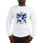 Moore Family Crest Long Sleeve T-Shirt