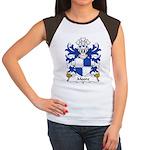 Moore Family Crest Women's Cap Sleeve T-Shirt