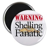 Shelling Fanatic - Magnet