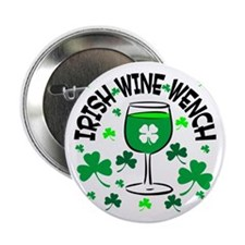 "Irish Wine Wench 2.25"" Button (10 pack)"