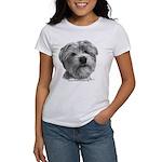 Biscuit, Shih Tzu-Terrier Women's T-Shirt
