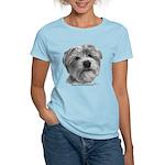Biscuit, Shih Tzu-Terrier Women's Light T-Shirt