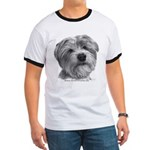 Biscuit, Shih Tzu-Terrier Ringer T