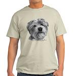 Biscuit, Shih Tzu-Terrier Light T-Shirt