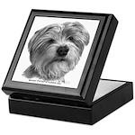 Biscuit, Shih Tzu-Terrier Keepsake Box