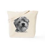 Biscuit, Shih Tzu-Terrier Tote Bag