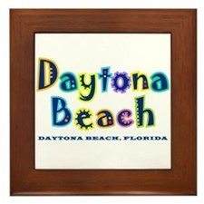 Tropical Daytona - Framed Tile