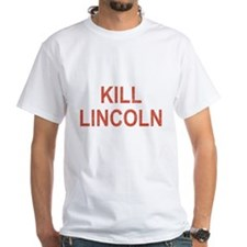 Kill Lincoln High School White T-Shirt