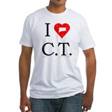 I Love CT Shirt