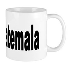 I Love Guatemala Small Mug