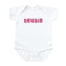 Newbie Pink Infant Bodysuit