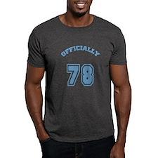 Officially 78 T-Shirt