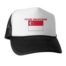FUTURE SINGAPOREAN Trucker Hat